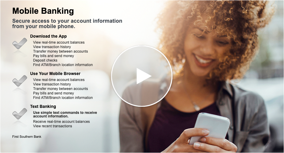 Mobile Banking Informational Video