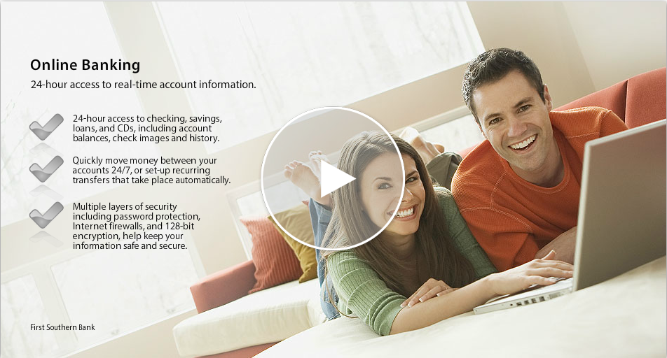 Online Banking Informational Video
