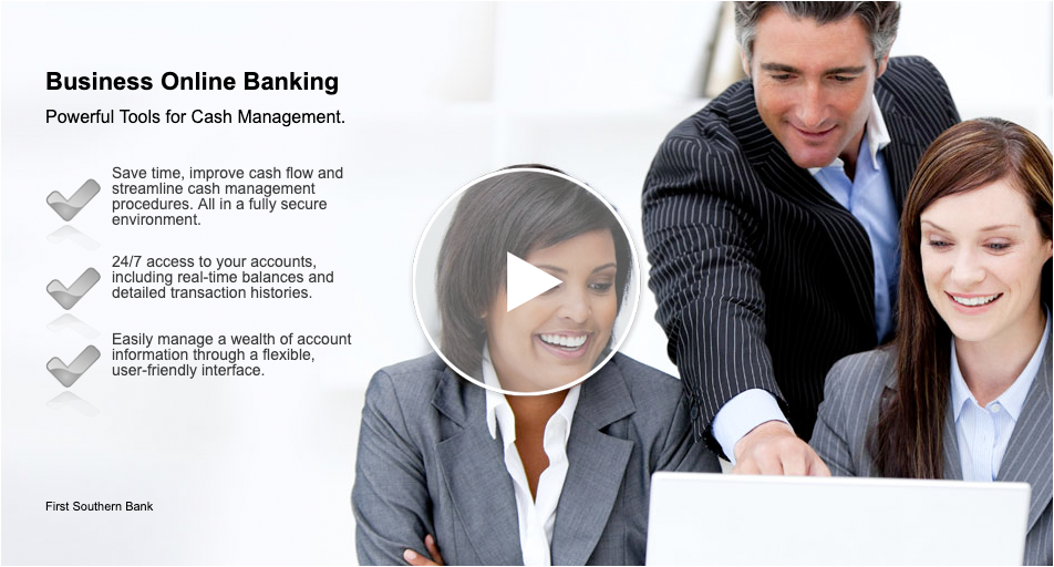 Business Online Banking Informational Video